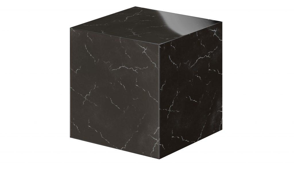 9 - Nero Marquina - Cube