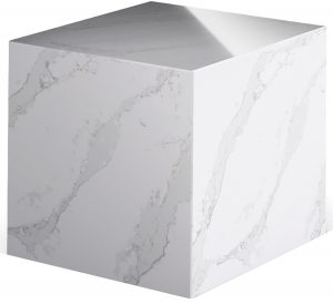 Artscut Calacatta Gold Cube cropped