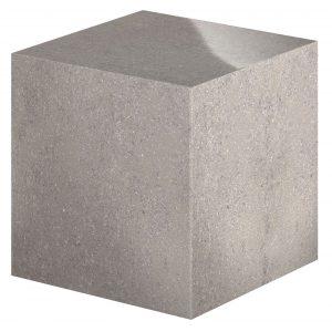 12 - Wet Concrete - Cube