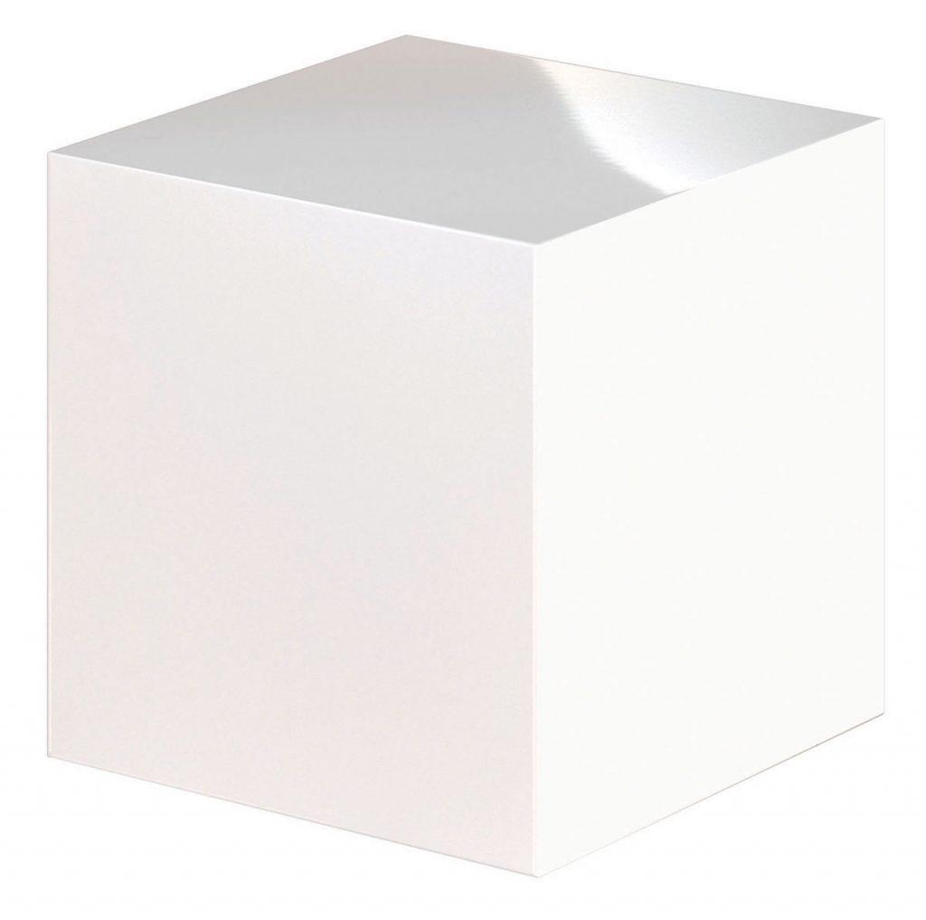 2 - Bianco Assoluto - Cube