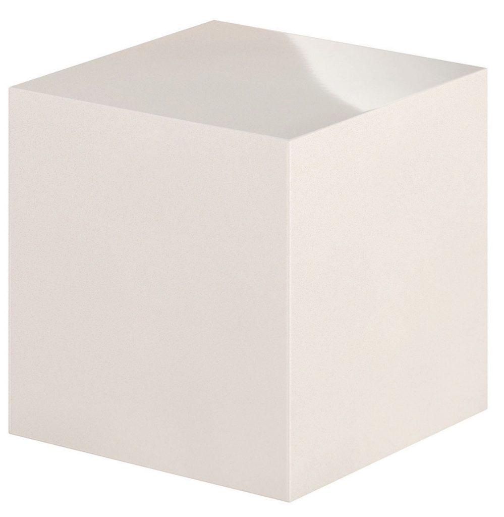 3 - Bianco Lux - Cube