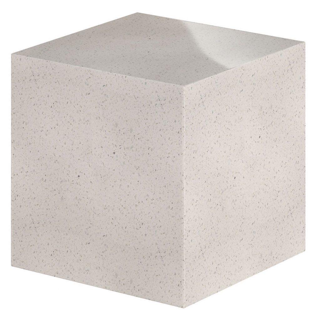 4 - Bianco Stelline - Cube