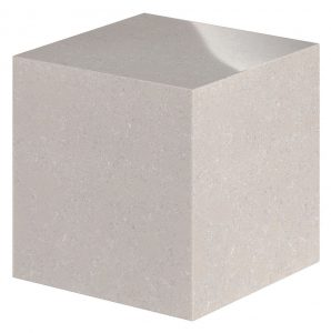 6 - Clamshell Grey - Cube