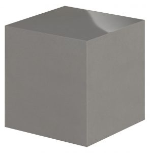 8 - Gray Lux - Cube